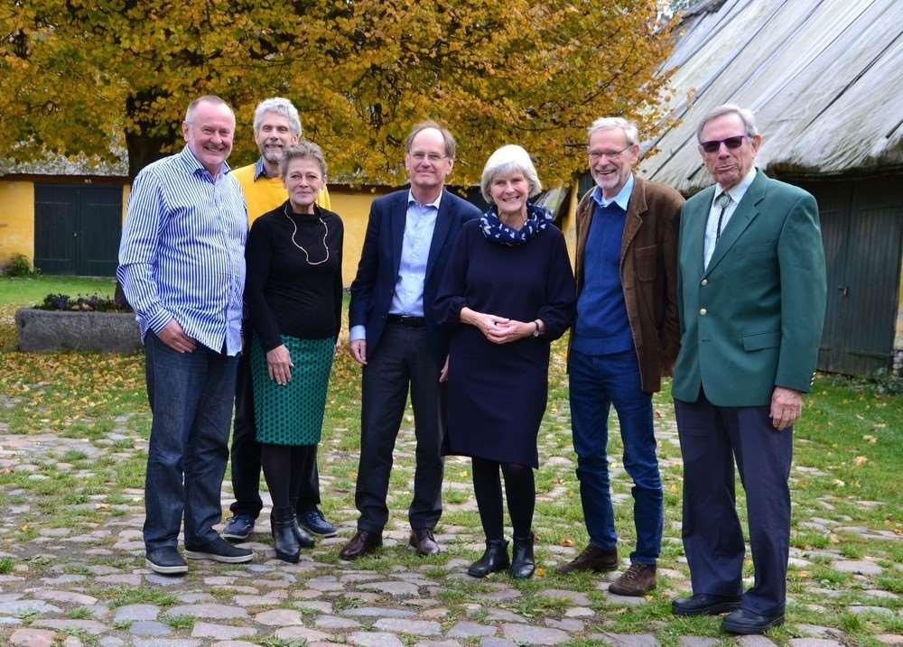 Billede af Fonden Kulturstedet Lindegaardens bestyrelse